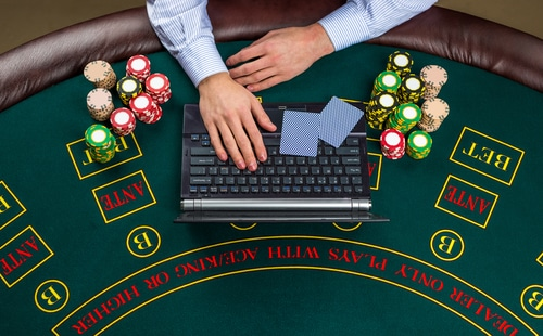 Blackjack cassino ao vivo online